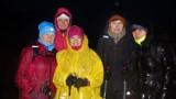 Ponad 42 km i 9 godzin marszu- III Edycja Hell Mission Possible. Zimowy maraton Nordic Walking z Helu do Władysławowa [galeria zdjęć]