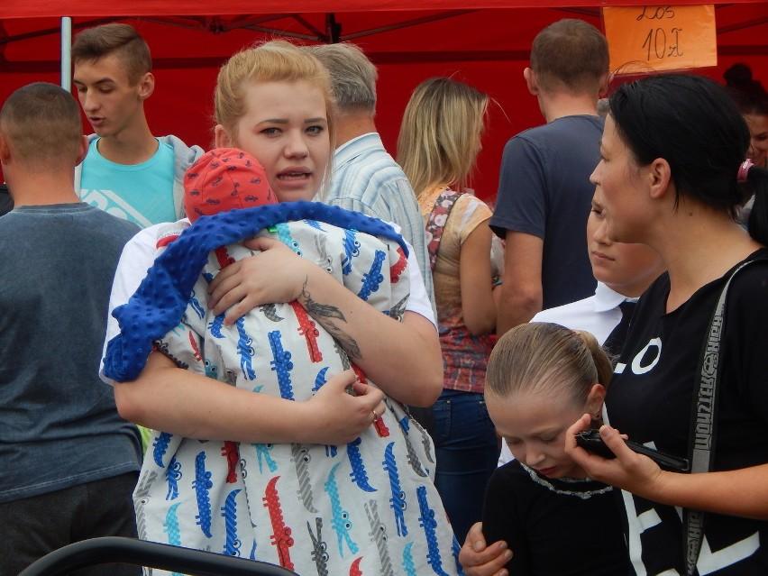 17 września w Pławiu odbył się festyn charytatywny na rzecz...