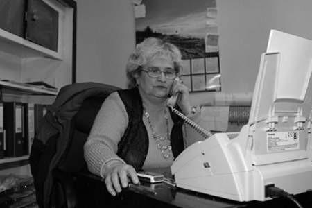 Danuta Lech, prezes dąbrowskiego Stowarzyszenia Rodzin w Kryzysie, także oczekuje pomocy gminy.
