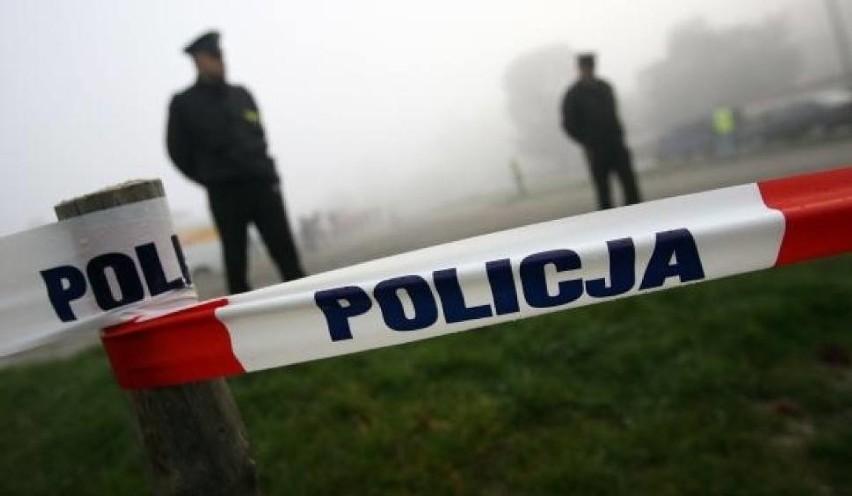 Policjanci szukają pirata drogowego ze Słopnic