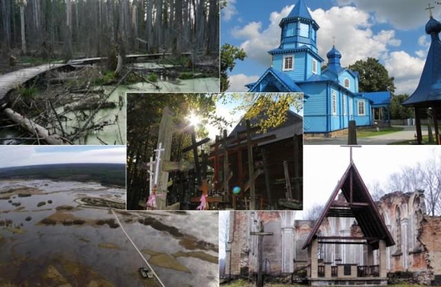 Nasz region słynie z miejsc owianych legendami i zabobonami. Nie brakuje tutaj miejsc magicznych, tajemniczych i wartych odwiedzenia. Być może niektóre z nich dane Ci było widzieć. Jeżeli nie - musisz je zobaczyć!  Przejdź dalej, aby poznać 18 niezwykłych, magicznych miejsc w Podlaskiem i poznać ich krótką historię oraz charakterystykę.  CZYTAJ TEŻ:  Opuszczone miejsca na Podlasiu. Fabryki, domy, budynki gospodarcze (zdjęcia)  Poziom wykształcenia mieszkańców woj. podlaskiego - gdzie są najlepiej wykształceni mieszkańcy?