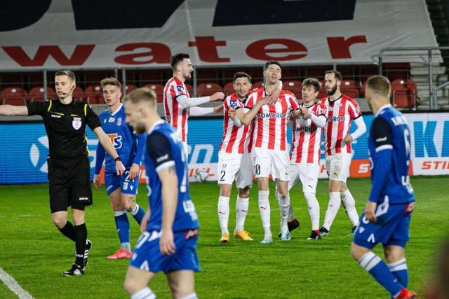 Cracovia pokonała Lecha Poznań 2:1