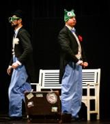 """""""Prot i Filip"""" zaprezentują się przed nowodworską publicznością. Spektakl dla najmłodszych"""