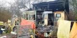 Tragiczny pożar w Katowicach. Nie żyje mężczyzna