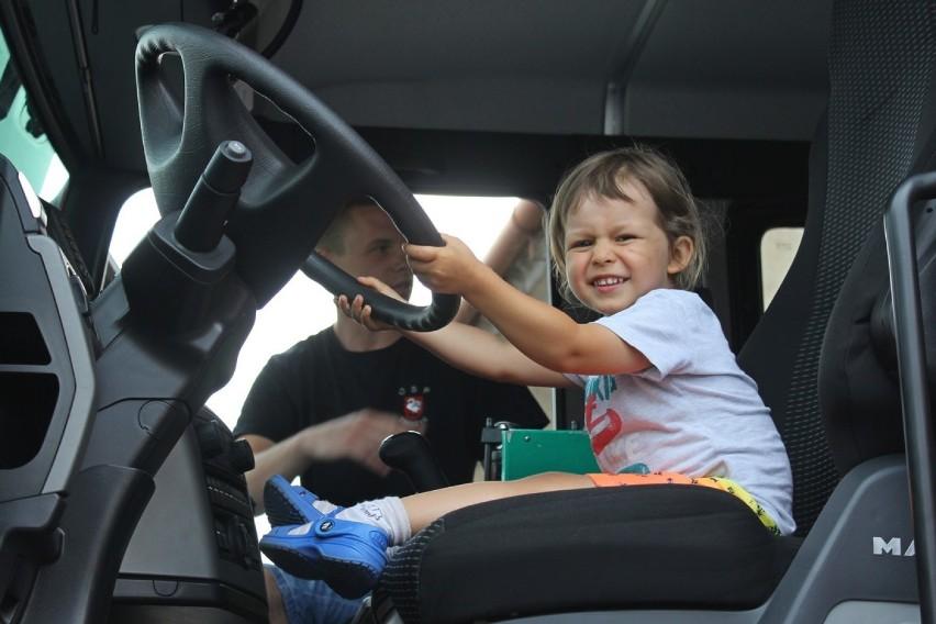 Międzynarodowy Dzień Dziecka z OSP w Zbąszyniu