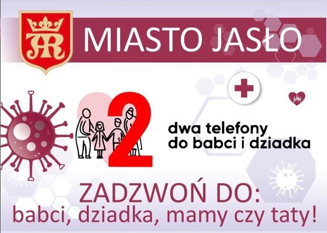 Jasło jako pierwsze miasto w Polsce przyłączyło się do naszej akcji.