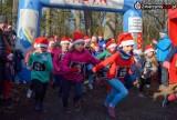 Bieg Mikołajkowy 2019 w Lublińcu. Ponad 300 biegaczy w różnym wieku przekroczyło metę ZDJĘCIA
