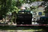 Dąbrowa Górnicza: Ogromne drzewo przewróciło się na plac zabaw