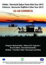 Spływ tratw Odra Tour 2012 od Głogowa do Kostrzyna w tydzień!