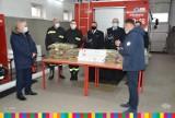 Gmina Łomża. Strażacy w mundurach nowej generacji [zdjęcia]
