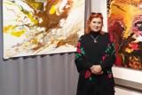 """Wystawa prac Jolanty Markowicz """"Stan zapalny"""" ZDJĘCIA"""