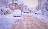 Silny mróz w Śląskiem 12 lutego. Miejscami temperatury spadały nawet do - 21 st. C!