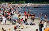 Plaże w Sopocie są czyste, Bałtyk też. Największą bolączką jest w sezonie brak ratowników