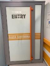 Unikatowa śluza sanitarna w tczewskim szpitalu