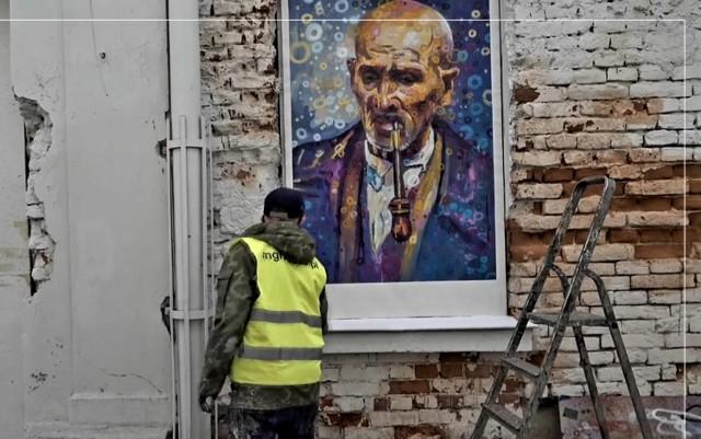 Galeria na ul. Wąskiej kiedyś i dziś