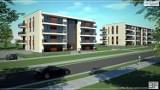 Nowe mieszkania w Opocznie. Bloki przy ul. św. Mateusza buduje tomaszowski Tompol [ZDJĘCIA]