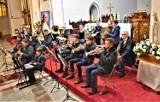 Sławno. Koncert orkiestry w Kościele Mariackim ZDJĘCIA, WIDEO