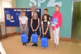 Podsumowanie konkursu plastycznego. Prace uczennic SP 2 w Polkowicach wystawiono w Brukseli [ZDJĘCIA]