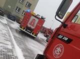 Żory: Pożar w piwnicy bloku na osiedlu Gwarków. W akcji cztery zastępy straży pożarnej
