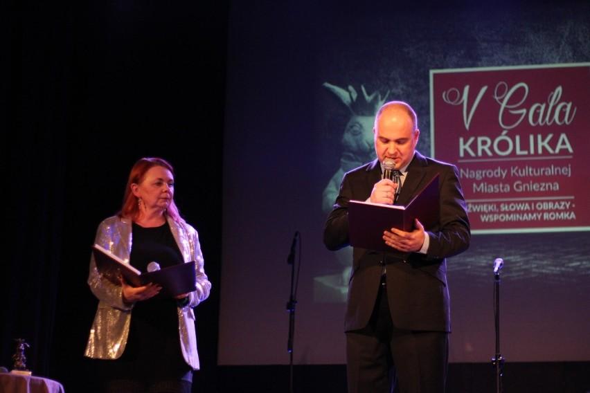 Gala Królika w MOKu - nagrody rozdane!