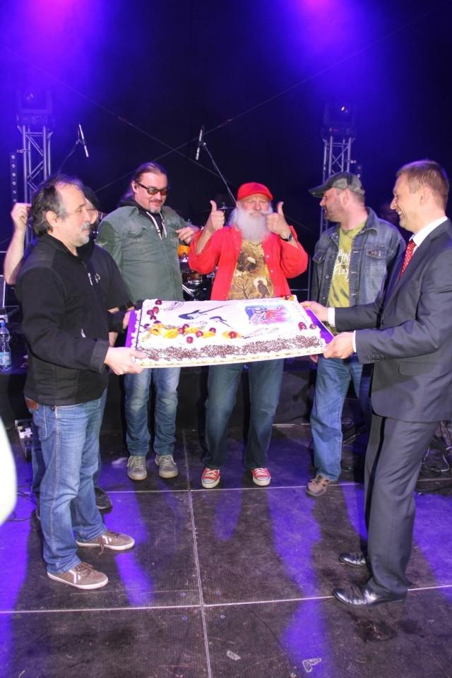 Dżem zagrał w Brzezinach z okazji 650-lecia miasta