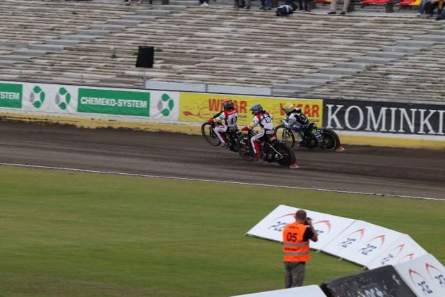 Na Golęcinie odbył się w niedzielę mecz Speedway Ekstraligi pomiędzy Betard Sparta Wrocław a MRGARDEN GKM Grudziądz.