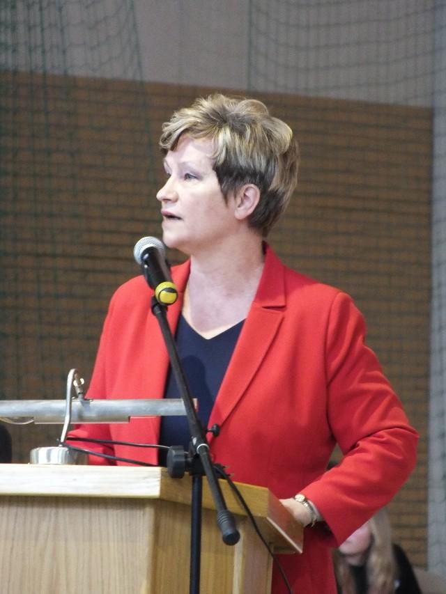 Marzenna Drab już w marcu w Brodnicy zapowiedziała likwidację gimnazjów i powrót 8-letnich szkół.