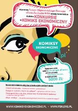 Konkurs na komiks ekonomiczny. Do wygrania nawet 5000 PLN!