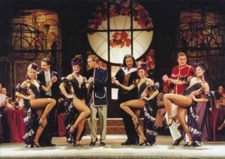"""Premiera gliwickiej """"Księżniczki Czardasza"""" odbyła się w 2002 roku.   MATERIAŁY PRASOWE"""