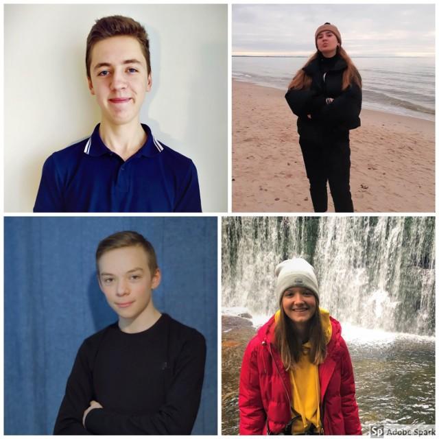 """Oszczędzanie wody to temat rzeka – uważają licealiści z Pniew, którzy realizują projekt społeczny olimpiady """"Zwolnieni z teorii"""""""
