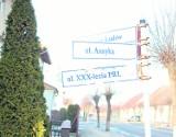 Będzie zmiana nazw ulic w Sulmierzycach