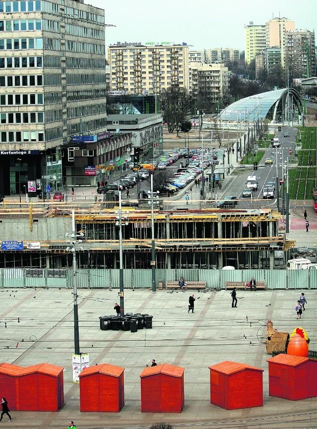 Na wszystkie prace zarezerwowano w budżecie miasta 10 mln złotych, z tego ponad 4 mln złotych na budowę pawilonu