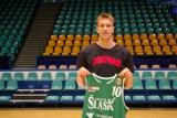 Jan Wójcik, syn Adama, koszykarzem Śląska! (ZDJĘCIA)