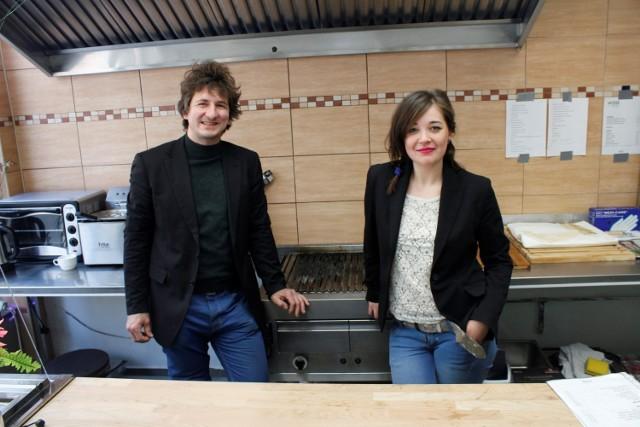 Restauracja Futer w Siemianowicach: Miejsce, gdzie sztuka styka się z burgerami