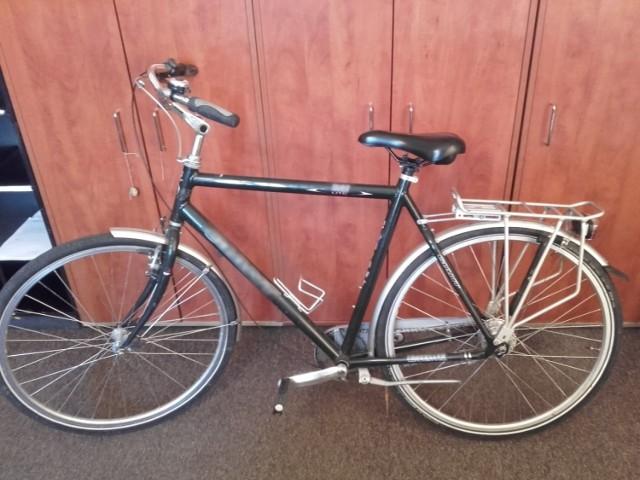 Jeden ze skradzionych rowerów