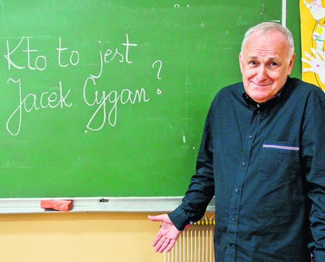 """Jacek Cygan, """"chłopak z Sosnowca"""",  6 lipca obchodzi 70. urodziny"""