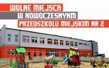 Lubliniec: rekrutacja uzupełniająca do Przedszkola Miejskiego nr 2. Nabór wniosków będzie między 24 i 30 kwietnia
