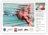 Zajęcia pływackie z olimpijczykiem na basenie Delfinek!