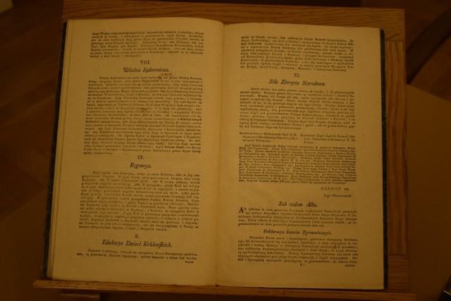 Pierwodruk jest zachowany w stanie idealnym. Wynika to z jakości XVIII w. papieru.
