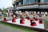 Młodzi artyści dali popis na plenerowej scenie przy Kieleckim Centrum Kultury [ZDJĘCIA]