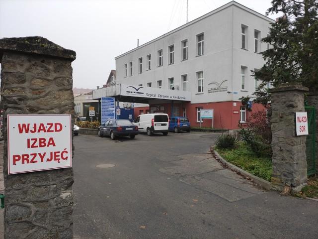 Punkt szczepień w kwidzyńskim szpitalu czynny jest od godziny 13.00 do 18.00