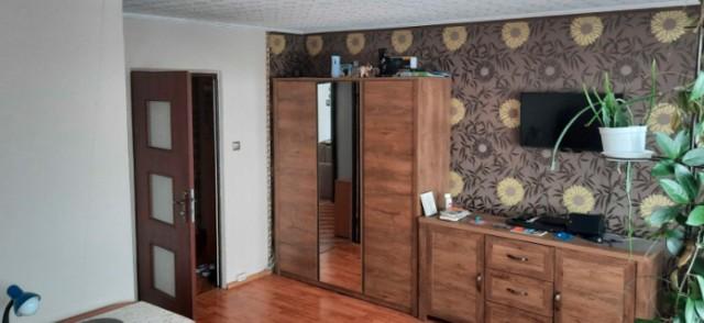 Mieszkanie w Szudziałowie, 95 000 zł Mieszkanie na drugim piętrze w Szudziałowie. Gotowe do zamieszkania. Powierzchnia 49,70 m kw., dwa pokoje.