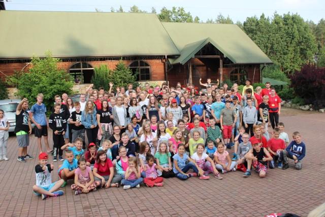Podczas wakacji z Caritas w Przedborowie wypoczywa 250 dzieci