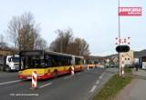 Wałbrzych: Zmiana organizacji ruchu na drodze krajowej nr 35 (ZDJĘCIA)