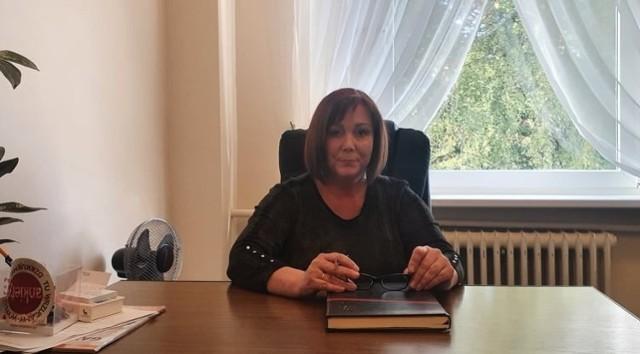 Jolanta Siwicka, prezes Zachodniego Centrum Medycznego w Krośnie Odrzańskim.