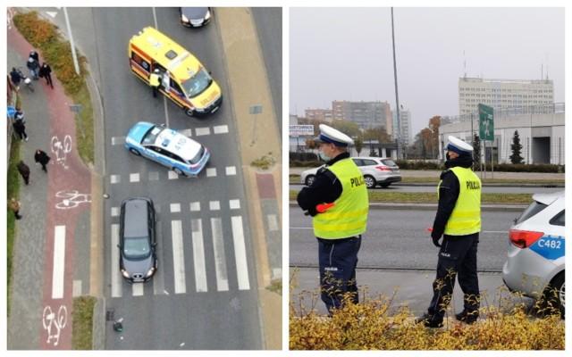 Podsumowanie weekendu i Wszystkich Świętych 2020 na drogach Włocławka i powiatu włocławskiego