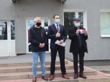 Prezes PZL-Świdnik zaszczepił się przeciw COVID-19. Zachęca innych do tego samego