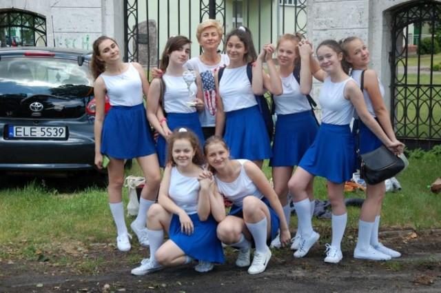 Cheerleaderki z Łęczycy wygrywają w Stemplewie