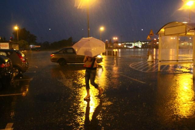 Burza w Łodzi, wtorek, 27 maja 2014
