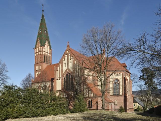 Kościół św. Jana Chrzciciela w Jaszkowej Dolnej
